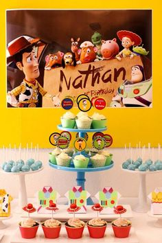 Toy Story Themed Party with Such Cute Ideas via Kara's Party Ideas | KarasPartyIdeas.com #ToyStory #PartyIdeas #Supplies (5)