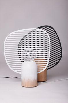 "Lamp ""LOUVERS"" by Vladimir Ivanov on /www.the-interiordesign.com"