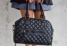 The Bossi Bag - a pretty DSLR bag!