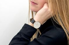 With a touch of Daniel Wellington || personal lifestyle blog || www.yourddofme.be