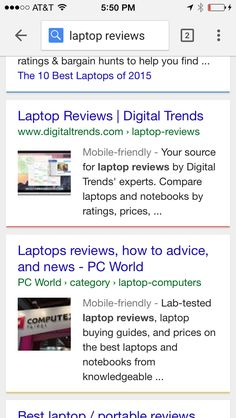 Google is testing a new form of showing images in the mobile search results. This new interface is similar to the images we saw being testing back in December 2014, but now the images look slightly larger and are placed on the left side of the snippet.  Here you can see an image sent to us by Bryan P. Hammond where it shows the title, URL and then in the snippet area it shows the description on the right and the image on the left.