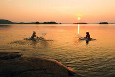 Finnish summer #Sarjaton