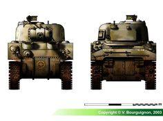 M4 Sherman (mid production model)