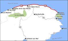 Route 132 Routes, Top 5, Quebec, Passion, Blog, Canada Travel, Travel, Quebec City
