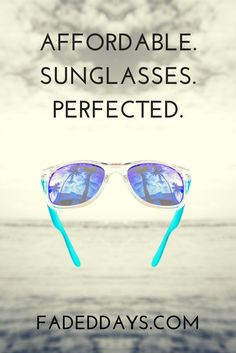 519276dfd369 Affordable Polarized Sunglasses. Do you want to know how  Sunglasses Sale