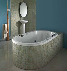 1000 Images About Bathtubs For Soaking On Pinterest