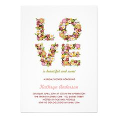 >>>Coupon Code          LOVE Spring Flowers Colorful Bridal Shower Party Invitations           LOVE Spring Flowers Colorful Bridal Shower Party Invitations In our offer link above you will seeDiscount Deals          LOVE Spring Flowers Colorful Bridal Shower Party Invitations Review from As...Cleck Hot Deals >>> http://www.zazzle.com/love_spring_flowers_colorful_bridal_shower_party_invitation-161737713141302258?rf=238627982471231924&zbar=1&tc=terrest