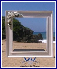 Weddings in Rincon Good setup human big picture frame in Rincon for Wedding s