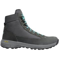 If you need a rugged hiking boot for pushing miles that won't make you never want to walk again, consider picking up Danner's Explorer 650 Hiking Boot for women. Built from an oiled full-grain leather upper complimented with durable nylon accents, the 650 is tough as nails and will revel in the abuse you feed it on your next adventure.