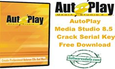 AutoPlay Media Studio 8.5 Crack Serial Key Free Download
