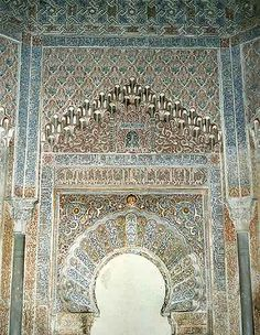 Old Islamic art