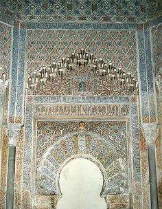 Old Islamic art