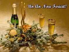 New Year Champagne Desktop Wallpaper, New Year 2020 Champagne Wallpaper, New Year 2020 Party Wallpapers, New Year Champagne Glasses Happy New Year Everyone, Happy New Year 2019, New Year 2020, Christmas Drinks, Christmas And New Year, Christmas Time, Christmas Countdown App, Attractive Wallpapers, Fur Tree
