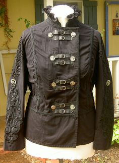 AVAILABLE 2x 20 22 Plus Size Ornate Steampunk by PersephonePlus, $260.00
