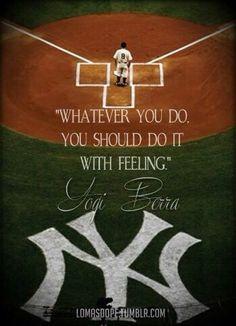 NY Yankees - Yogi Berra