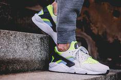 "On-Foot: Nike Air Huarache ""Barely Volt"" - EU Kicks: Sneaker Magazine"