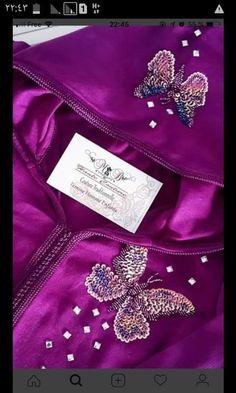 788ee9661c85 Broderie Haute Couture, Broderie Perlée, Motifs De Broderie, Djellaba  Marocaine, Caftan Marocain