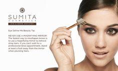 Beauty Tip Alert!   Sumita Cosmetics