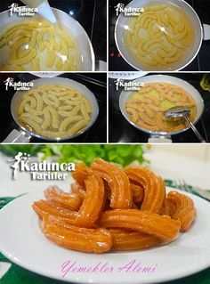 Homemade Crispy Tulumba Dessert Recipes How? Homemade Crispy pump ingredients are mixed pot koyulup necessary for dessert sorbet. Cake Recipes, Dessert Recipes, Most Delicious Recipe, Homemade Cakes, Homemade Recipe, Recipe Recipe, Homemade Smoker, Food Platters, Turkish Recipes