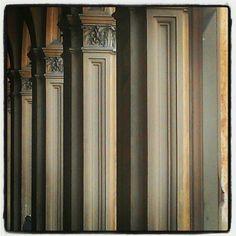Bologna Porticos (Columns)