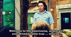 Welcome to the zooniverse! Where your dreams come true... niverse.