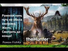 Раненая лань чуть не убила охотника. [#1]  Жесть. #романфишка