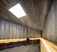 The Style Examiner: Expansion of Alvar Aalto's Seinajoki City Library, Finland, by JKMM Architects Alvar Aalto, Library Architecture, Contemporary Architecture, Interior Architecture, Interior Design, Blog Design Inspiration, Library Inspiration, City Library, Library Design