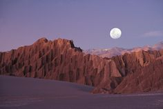 valle de la Luna | I