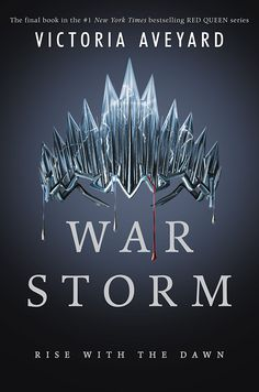 AmazonSmile: War Storm (Red Queen) eBook: Victoria Aveyard: Kindle Store May 15