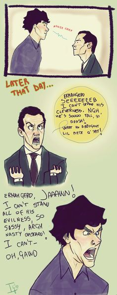 Ermahgerd I Can't Stand Him by Ramble-17