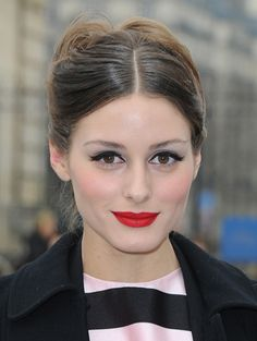 Yes! You Can Wear Blush and Red Lipstick. Together.  http://primped.ninemsn.com.au/blogs/blush-hour/yes-you-can-wear-blush-and-red-lipstick-together#