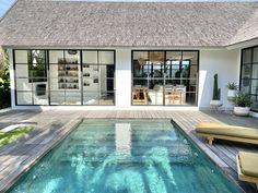 Kuta, Bali House, Hammock In Bedroom, The Doors, House Beds, Tropical Houses, Private Pool, Luxurious Bedrooms, Luxury Villa
