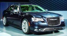 2017 Chrysler 300 Redesign