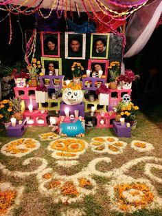 Recordando el Festival de vida y muerte Xcaret 2015.