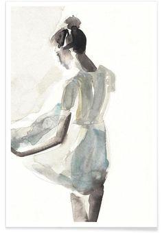 IT'S CALLED PIKAPIKA als Premium Poster von Victoria Verbaan | JUNIQE
