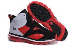 f960f24814a510 25% OFF Men s Nike Air Max Jordan 6 Shoes Black Red White  95.98
