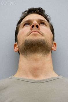 man face look up - Google 검색