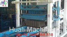 Dây chuyền sản xuất gạch không nung xi măng cốt liệu tại Điện Biên. xem thêm: http://huali.vn/blog/2014/04/29/du-an-cong-ty-cp-dau-tu-thuong-mai-hung-long-tai-dien-bien/ web: http://huali.vn/