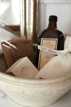 Décor de Provence: Perfection #home #bathroom