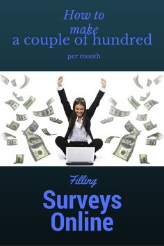 Best surveys sites to make money from home. These are my Top five sites. I recommend them.