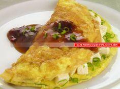 Receita de Omelete japonesa