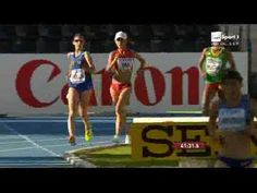 10000M WALK WOMEN-Campionati Mondiali Under 20 - IBOtube