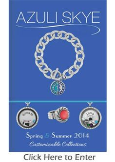 Azuli Skye - The Ultimate Home Jewelry Party - Fashion, Sterling, and Pandora compatible Jewelry