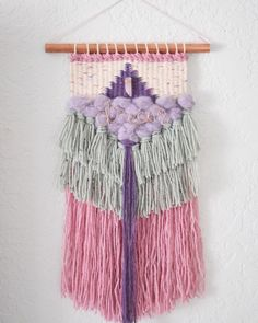 Woven Wall Art | Handwoven Tapestry | Wall Hanging | Wall Weaving by whiskerwoven on Etsy https://www.etsy.com/listing/474969834/woven-wall-art-handwoven-tapestry-wall