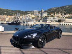 Aston Martin Vanquish Volante Cabriolet Monaco Great Condition Tags  Astonmartin