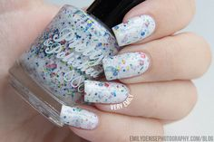 Jawbreaker Nail Polish by PrettyandPolished on Etsy