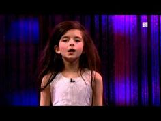 """Anyway, Angelina also does a lovely version of """"Fly Me To The Moon.""""   The 7-Year-Old Who Can Sing Like Billie Holiday Does An Even Better Nancy Sinatra"""