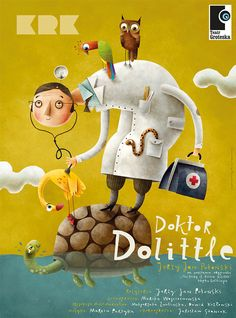 Dr. Dolittle on Behance