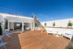 Modern lägenhet med två terrasser i Portixol #mallorca #lägenhet #portixol #bostad #mäklare