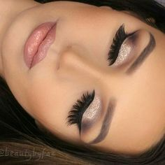 Love this look @beautybyfaz @shophudabeauty lashes in Lana